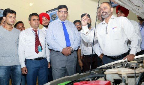 Bosch Group Set Up Advanced Training Centre at CGC Jhanjeri