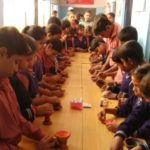 Students appeals to celebrate pollution free DiwaliStudents appeals to celebrate pollution free Diwali