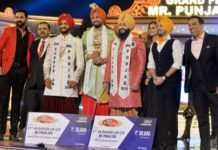 Grand Finale of MR Punjab 2018