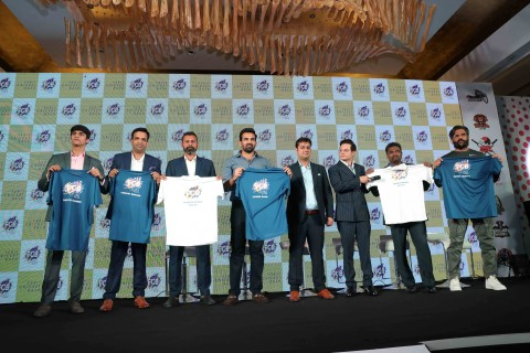 SunielShetty and Zaheer Khan Join Hands to Launch Ferit Cricket Bash (FCB)