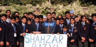 Don't take success for granted; Indian shooter Rizvi tells students