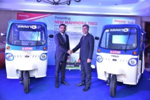 Mahindra Electric and SmartE enter into Strategic Partnership