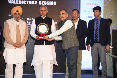 30,000 farmers visit, Rs 100-cr business leads generated, as CII Agro Tech India 2018 concludes