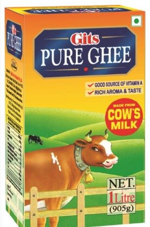 GITS HOMESTYLE PURE COW GHEE