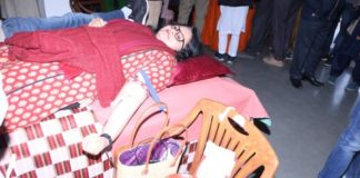 Day 3 of Dev Samaj Mahotsava: Blood donation camp held