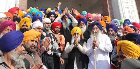 Ranjit Singh Brahmpura is selected unanimously president of newly formed Shiromani Akali Dal (Taksali)