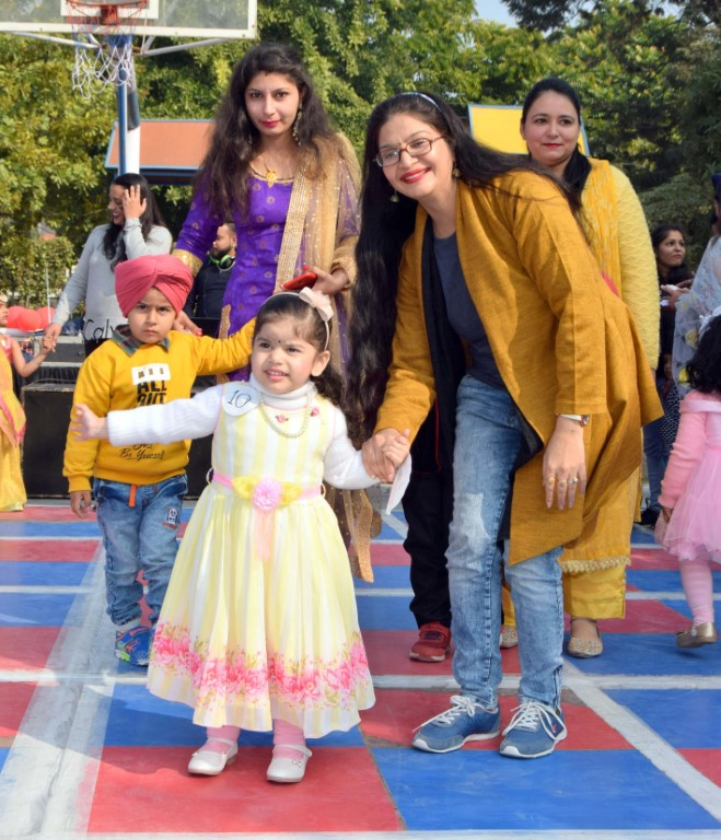 Kids Carnival organized at Ashmah International School