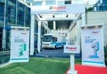 Legrand India flags off their Road Show'LegrandPower-Energy Positive'