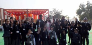 Frosty Fest & Carnival at Guru Nanak Foundation Public School