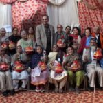 Senior citizens of Old Age Home felicitated on Good Governance Day