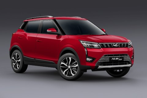 Mahindra's much-awaited SUV, the S201 is christened XUV300