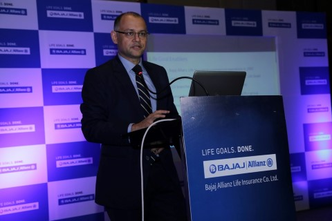 Bajaj Allianz Life Insurance Company's individual new business premium rises by 72% in Punjab