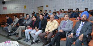 Dr. Omprakash Gulati from Harvard Medical School, USA, delivered lecture at NIPER
