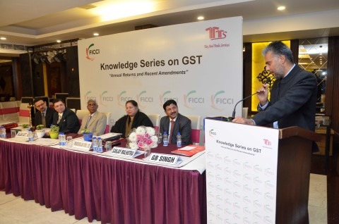 """""""Conference on """"Annual Returns in Goods and Service Tax"""" held"""