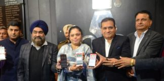 """""""PLEASE HELP"""" launched by Ms Manish Gulati Chairperson Punjab State Women Commission"""