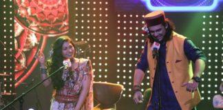 Tulsi Kumar shows her versatility with a Ghadwali folk song