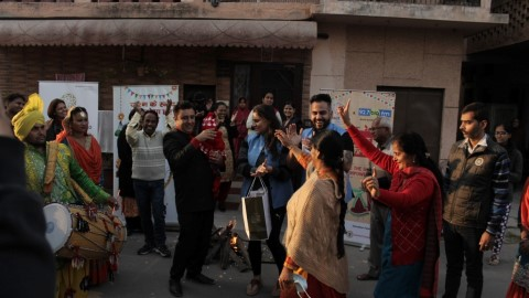 """Kudiyan Di Lohri"" BIG FM celebrates the spirit of women empowerment&girl child pehli Lohri"