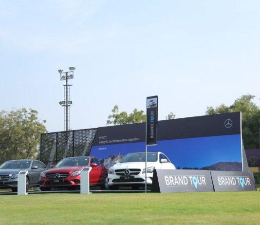 Mercedes-Benz kicks-off 'Brand Tour 2019'