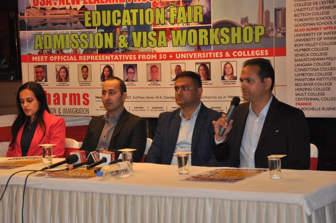 World Education Fairs to be held