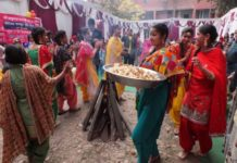Lohri celebrated to celebrate the Girl Child