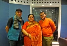 Shubha Mudgal's song for film Evening Shadows