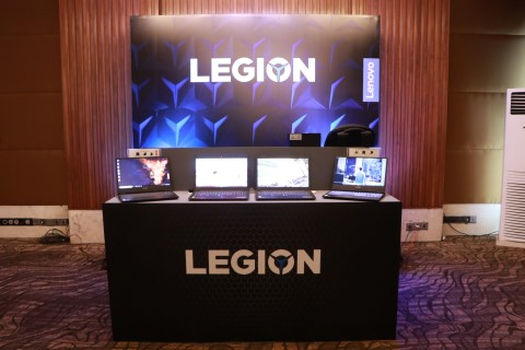 Lenovo refreshes Legion gaming brand with redesigned reengineered&reimagined