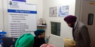 150 employees examined in heart check-up camp