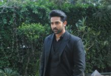 Adhvik Mahajan reaches Chandigarh to promote his upcoming show Divya Drishti