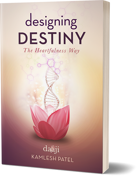 Designing Destiny, the Heartfulness Way: a new book launched