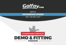 Largest Golf show of the Region :Golfoy Multi Brand Golf Experience Studio