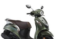 Yamaha announces renewed scooter line up