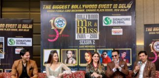 Sana Khan,Yash Ahlawat&Simran Kaur announce Third season of Bollywood Mr.&Miss India 2019