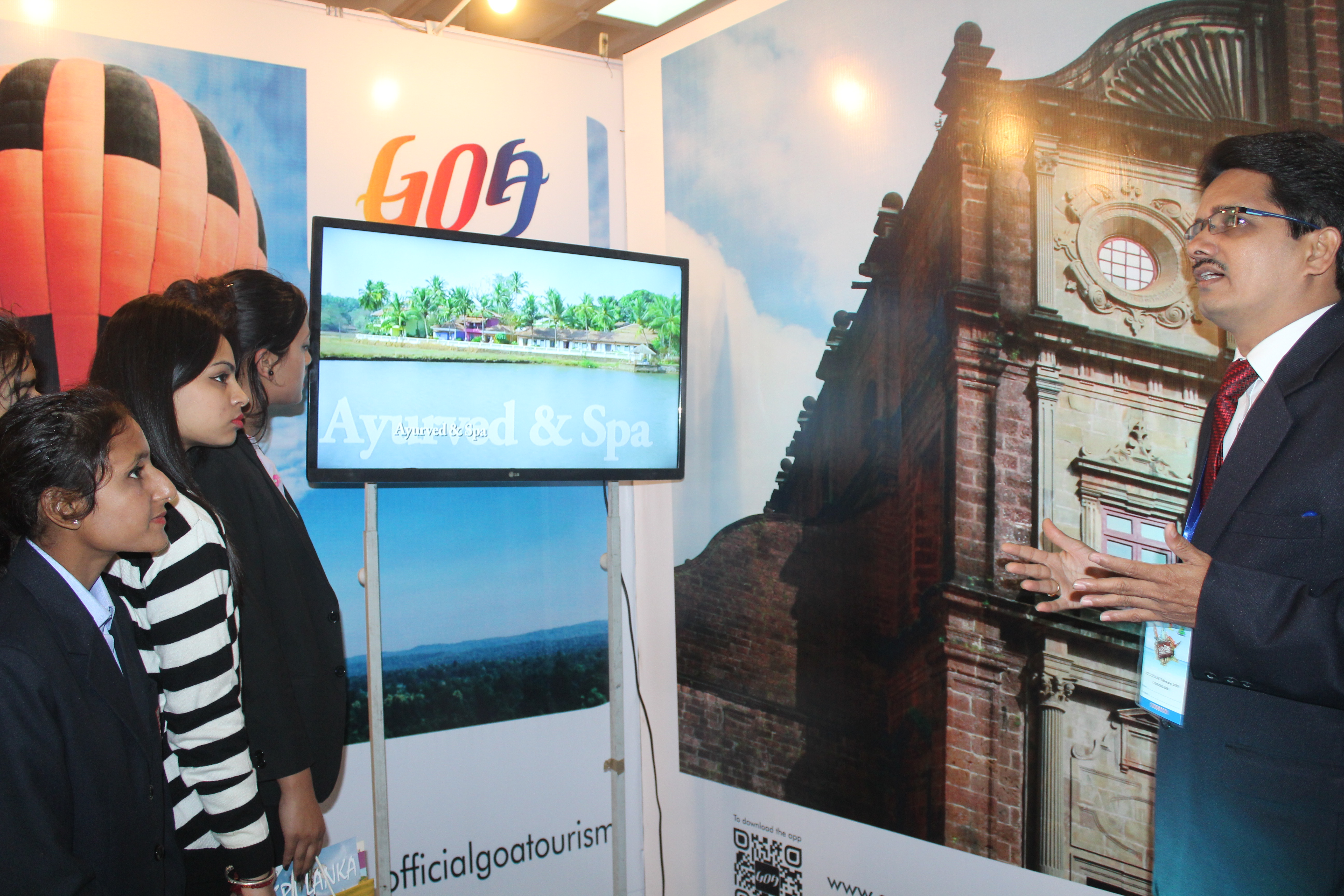 Three-Day Travel & Tourism Mart back in City