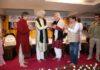 19thUttam Vag-Gayekar Jialal Vasant Award presentedtoJohn MacLaughlin