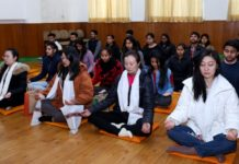 Training camp begins for Chinese in Yoga