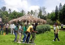 Best places in Karnataka for Corporate team outing