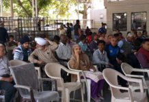 300 screened in cardiac & othro camp at Panchkula