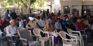 300 screened in cardiac & othro camp at Panchkula