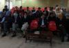 90 sr citizens attended heath talk on swine flu at Ropar
