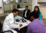 527 screened in Rotary Club Panchkula free health camp