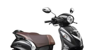 Yamaha Fascino revs up excitement with Darknight edition