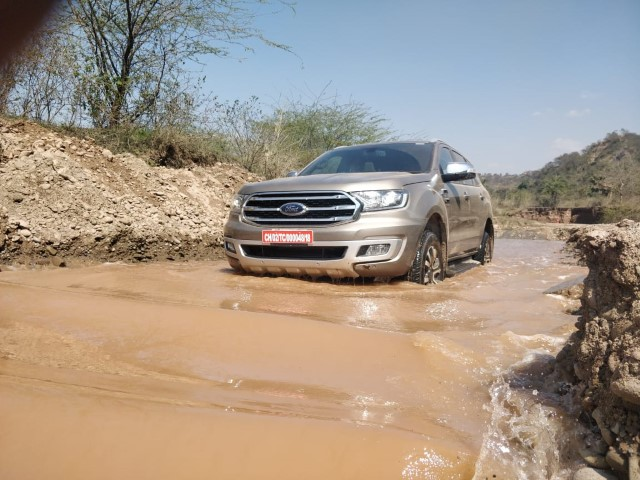 Ford India Brings Great Ford Endeavour Drive Experience to Chandigarh