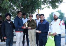 Chandigarh Traffic Police along with M/S Indus Towers organized awareness programme