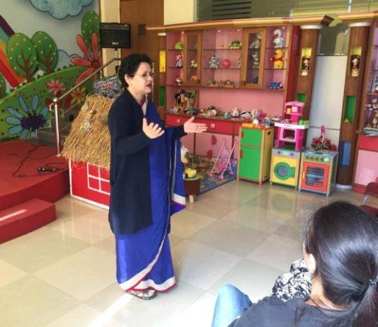 Trinity Hospital Zirakpur holds awareness session on International Women's Day