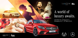 Mercedes-Benz India kicks-off the 5th edition of Luxe Drive Live 2019 in a new Avatar