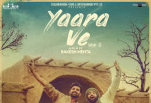 The Official poster of the upcoming movie 'Yaara Ve' released