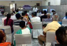 150 screened in free health camp at Panchkula