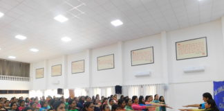 'Oath for Voting' event held at Dev Samaj College of Education
