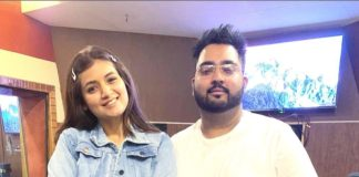 Shipra Goyal announced her next duet with Diljit Dosanjh