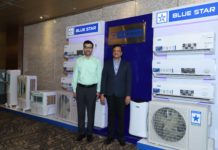 Blue Star launches 75 new air conditioner models to celebrate its 75thAnniversary